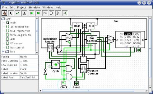 the guide to being a logisim userLogsim Digital Electronic Simulator Download Logisim Educational Tool #7
